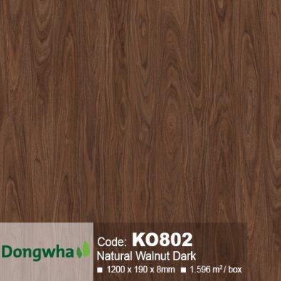 Sàn Gỗ Dongwha KO802