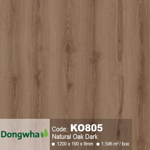 Sàn Gỗ Dongwha KO805