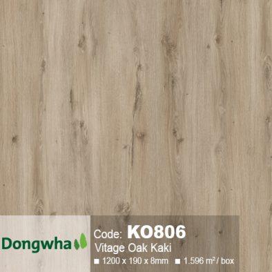 Sàn Gỗ Dongwha KO806