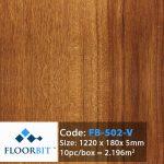 Sàn Nhựa Floorbit FB502-V