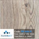 Sàn Nhựa Floorbit FB505-V loctienphat