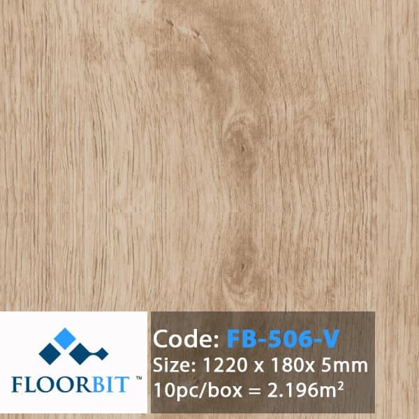 Sàn Nhựa Floorbit FB506-V