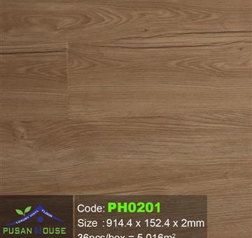 Sàn Nhựa Pusan House PH0201
