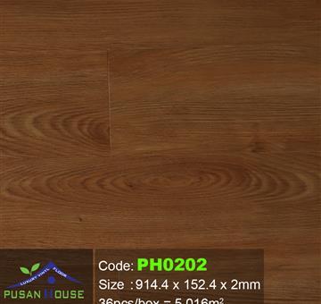 Sàn Nhựa Pusan House PH0202