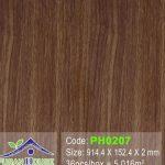 Sàn Nhựa Pusan House PH0207