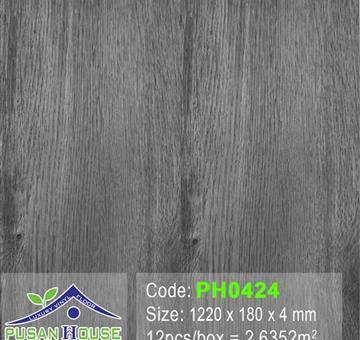Sàn Nhựa Pusan House SPC PH0424