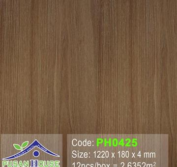 Sàn Nhựa Pusan House SPC PH0425