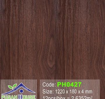 Sàn Nhựa Pusan House SPC PH0427