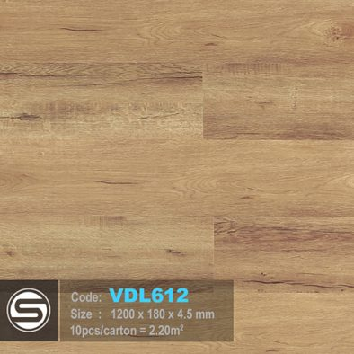 Sàn Nhựa VDL Malaysia VDL612